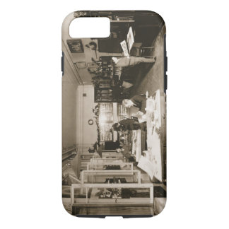 Coque iPhone 7 L'atelier de Faberge (photo de b/w)