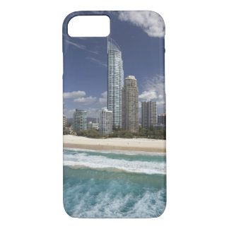 Coque iPhone 7 L'Australie, Queensland, la Gold Coast, surfers