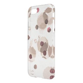 Coque iPhone 7 Lavage de couleur de l'eau