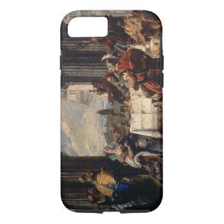 Coque iPhone 7 Le banquet d'Anthony et de Cléopâtre, c.1744