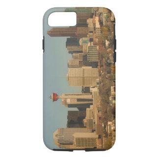 Coque iPhone 7 Le Canada, Alberta, Calgary : Horizon de ville de