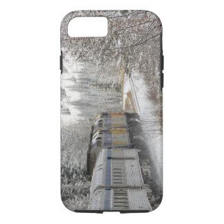 Coque iPhone 7 Le Canada, Alberta. PAR L'INTERMÉDIAIRE du train