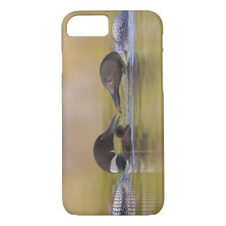 Coque iPhone 7 Le Canada, Colombie-Britannique, dingue commun,
