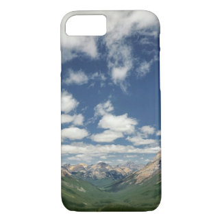 Coque iPhone 7 Le Canada, Colombie-Britannique, Yoho NP. Nuages