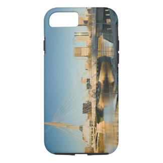 Coque iPhone 7 Le CANADA, Manitoba, Winnipeg : Esplanade Riel