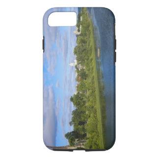 Coque iPhone 7 Le Canada, Nouveau Brunswick, Fredericton, vue de