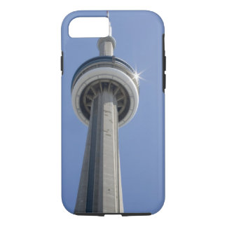 Coque iPhone 7 Le Canada, Ontario, Toronto. Dessus de tour de NC