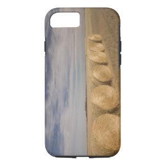 Coque iPhone 7 Le Canada, Saskatchewan, Craik : Hayrolls/automne