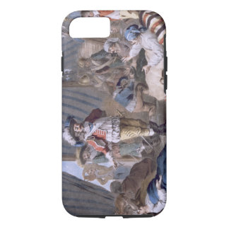 Coque iPhone 7 Le compte de Harcourt (1601-66) montre son