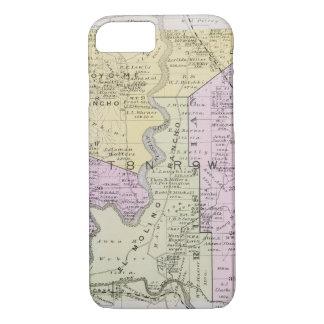 Coque iPhone 7 Le comté de Sonoma, la Californie 2