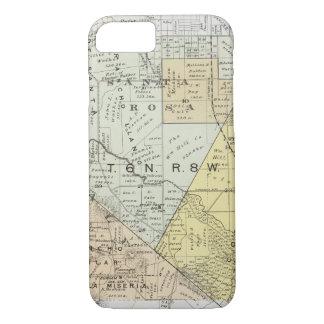 Coque iPhone 7 Le comté de Sonoma, la Californie 22