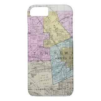 Coque iPhone 7 Le comté de Sonoma, la Californie 27