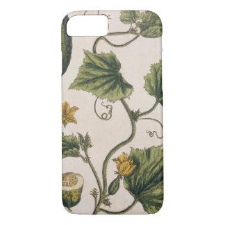 """Coque iPhone 7 Le concombre de jardin, plaquent 4 """"d'un de fines"""