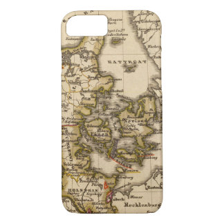 Coque iPhone 7 Le Danemark et l'Islande 2