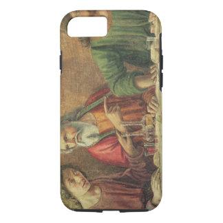 Coque iPhone 7 Le dernier dîner, 1480 (fresque) (détail de 61997)
