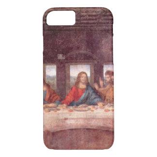 Coque iPhone 7 Le dernier dîner par Leonardo da Vinci, la