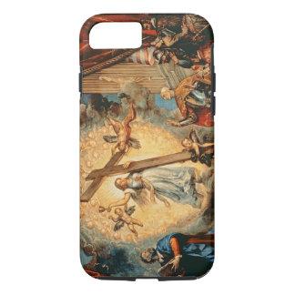 Coque iPhone 7 Le doge Grimani se mettant à genoux avant la foi