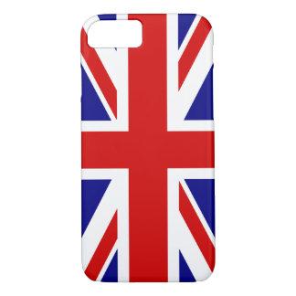 Coque iPhone 7 Le drapeau d'Union Jack