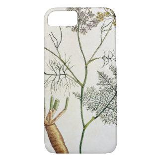 """Coque iPhone 7 Le fenouil, plaquent 288 """"d'un de fines herbes"""