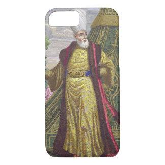 Coque iPhone 7 Le Janissary en chef, des 'd'estampes de Recueil