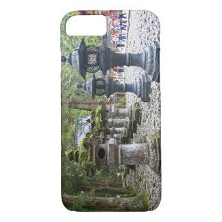 Coque iPhone 7 Le Japon, Nikko. Tombeau et mausolée de Toshogu