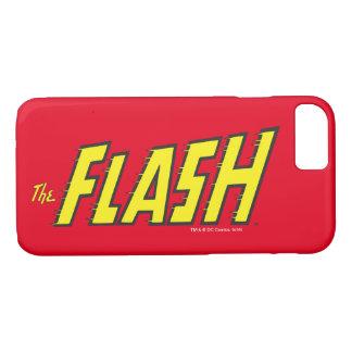 Coque iPhone 7 Le jaune instantané de logo