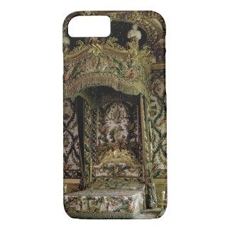 Coque iPhone 7 Le lit royal, probablement du 18ème siècle (photo)