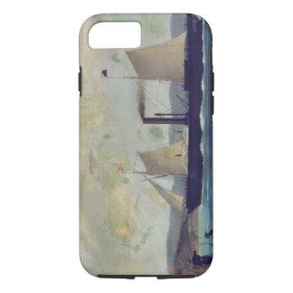 """Coque iPhone 7 Le """"Mallorcan"""", bateau sur lequel George Sand et"""