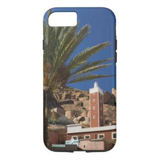 Coque iPhone 7 Le MAROC, anti atlas, secteur de TAFRAOUTE : ADAI,