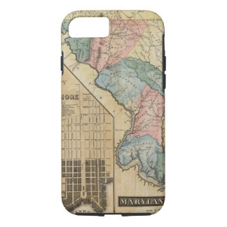 Coque iPhone 7 Le Maryland 8
