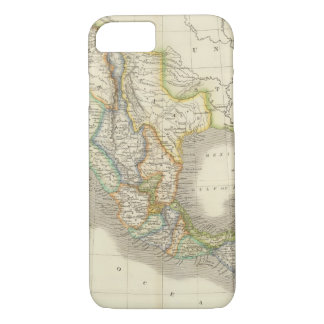 Coque iPhone 7 Le Mexique et le Guatemala
