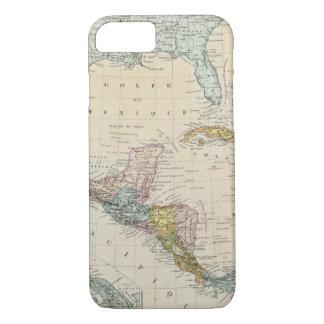 Coque iPhone 7 Le Mexique, Panama, Amérique Centrale