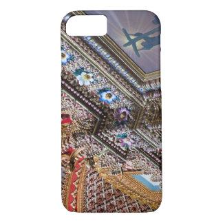 Coque iPhone 7 Le Mexique, Queretaro. Détail à l'intérieur de