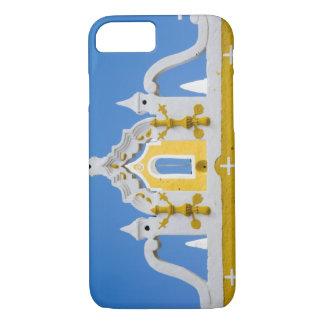 Coque iPhone 7 Le Mexique, Yucatan, Izamal. Le couvent