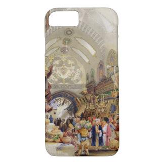 Coque iPhone 7 Le Missr Tcharsky, ou marché égyptien, dans