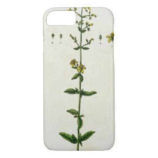 """Coque iPhone 7 Le moût de St John, plaquent 15 """"d'un de fines"""