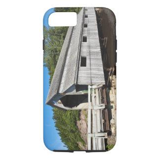 Coque iPhone 7 Le Nouveau Brunswick, Canada. Rivière irlandaise