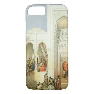 Coque iPhone 7 Le palais de Khan de Bakou, péninsule d'Apsheron