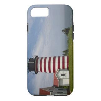 Coque iPhone 7 Le parc d'état principal occidental de phare de
