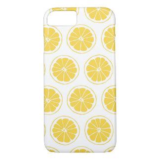 Coque iPhone 7 Le petit citron découpe le motif graphique