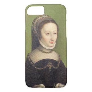 Coque iPhone 7 Le portrait d'une dame, a indiqué pour être le
