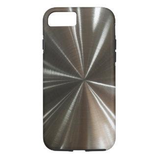 Coque iPhone 7 Le regard métallique frais des hommes