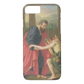 Coque iPhone 7 Le retour du fils prodigue, 1823 (huile dans le