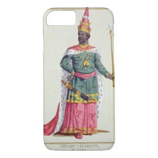 Coque iPhone 7 Le Roi Chau-Haraye du Siam de 'DES Estampe de