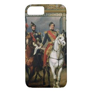 Coque iPhone 7 Le Roi Louis-Philippe (1773-1850) la France et à