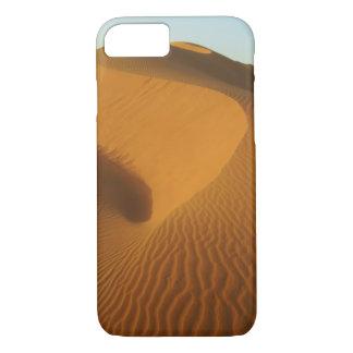 Coque iPhone 7 Le Soudan, nord (Nubia), dunes dans le désert