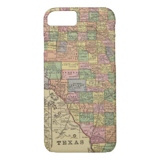 Coque iPhone 7 Le Texas 13