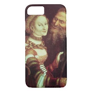 Coque iPhone 7 Le vieil homme malade d'amour, 1553 (huile sur le