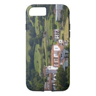 Coque iPhone 7 Le village d'Amaiur dans la vallée de Baztan de