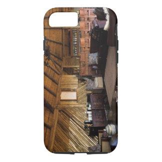Coque iPhone 7 Le Zimbabwe, parc national de Hwange, loge de